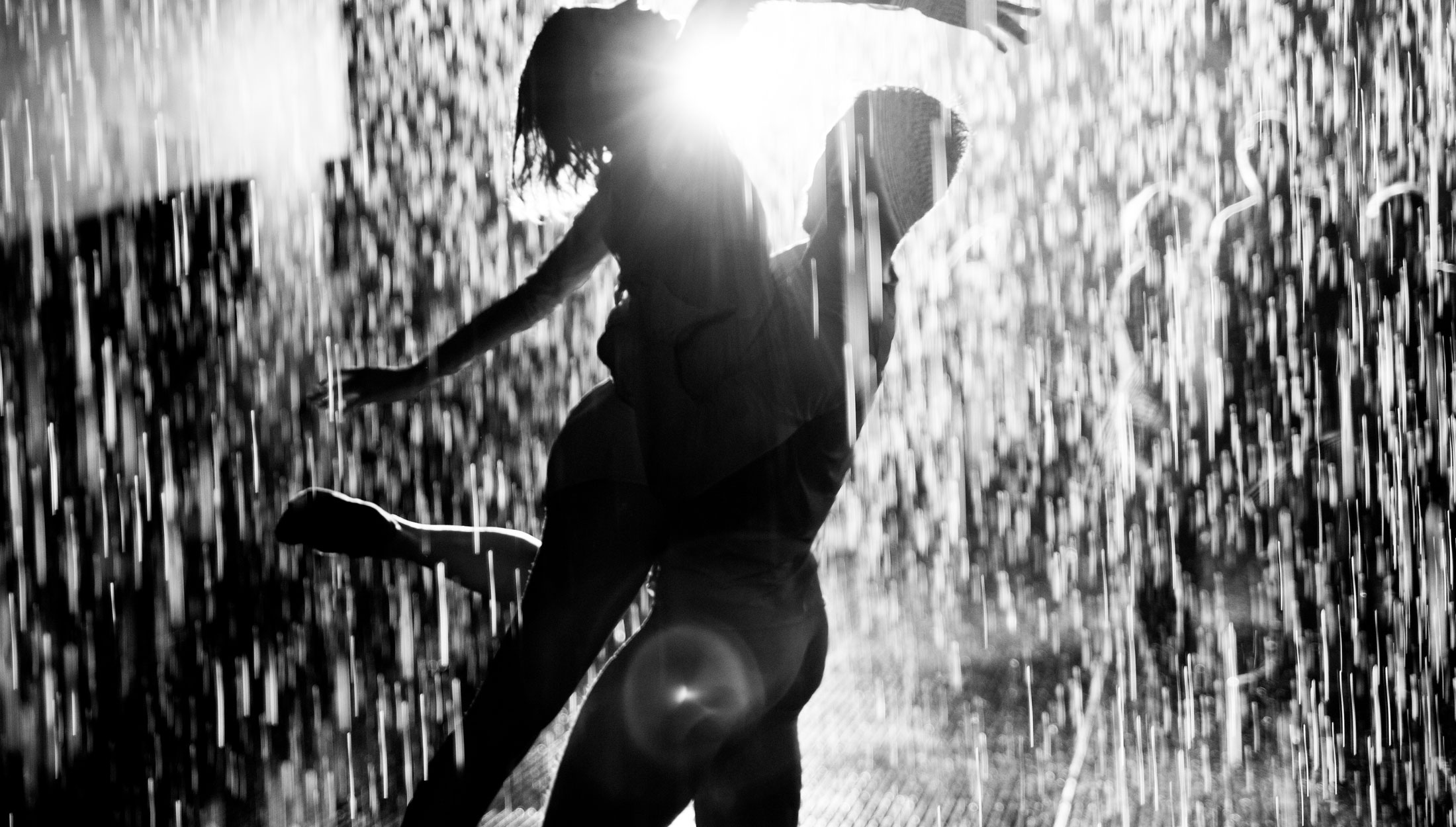 Rain Room - Studio Wayne McGregor